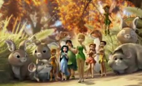 ...фильма про удивительные зимние приключения феи Динь-Динь и её друзей.