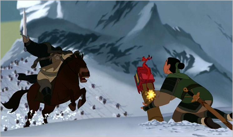 Мулан 1998 Mulan Movies_3_mulan
